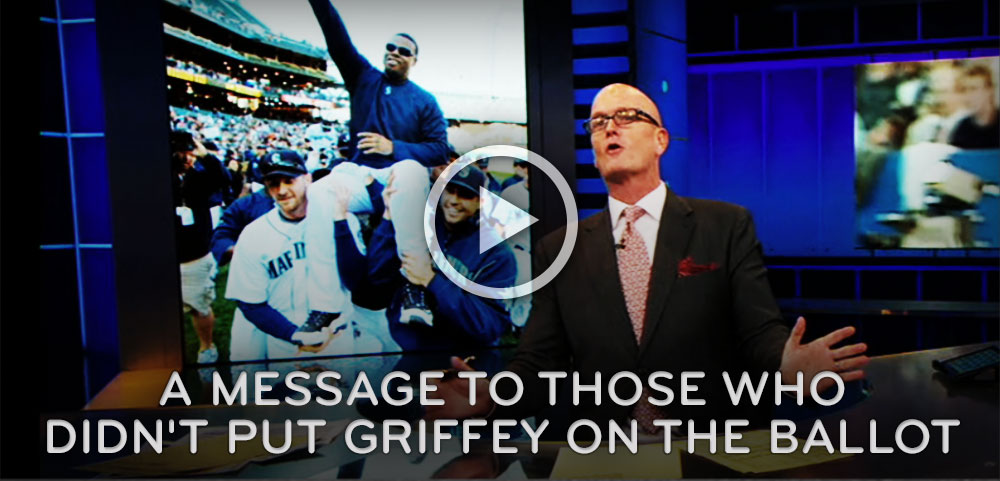 A Message to Those Who Didn't Put Griffey on the Ballot