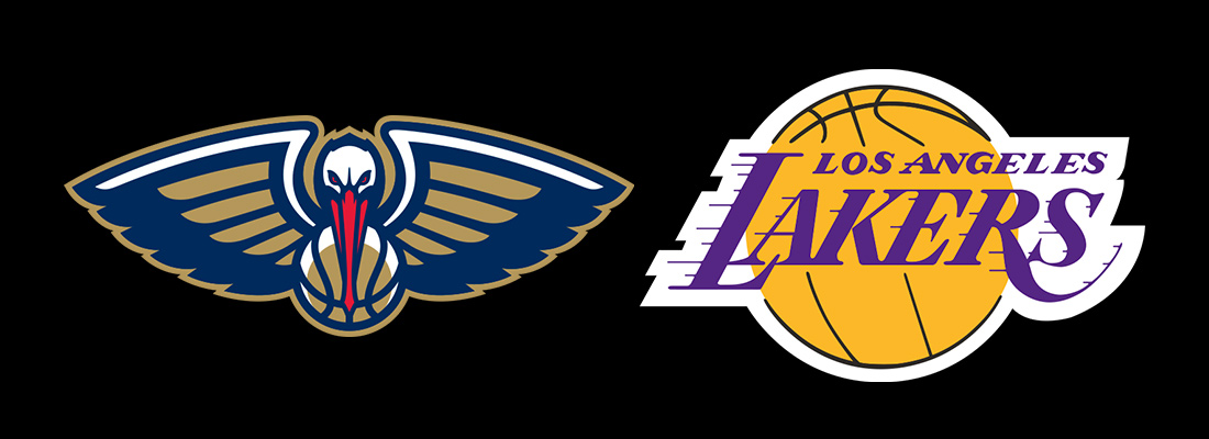 Pelicans vs Lakers