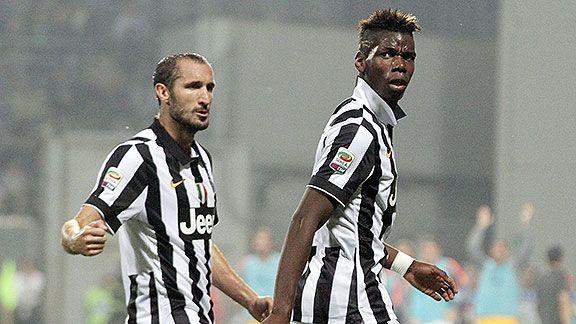Paul Pogba renov� con Juventus hasta 2019