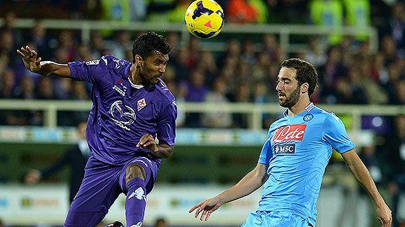 Fiorentina y Napoli, al ruedo en Europa