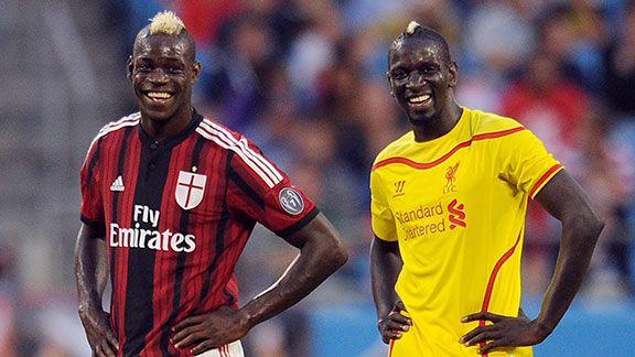 Balotelli dej� Milan, rumbo a Liverpool