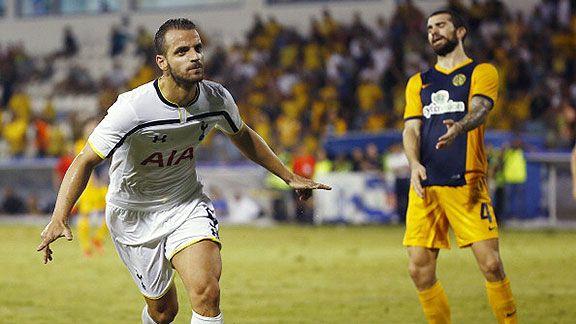 Tottenham lo dio vuelta y gan� en Atenas