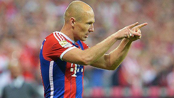 Bayern dio el primer paso al tricampeonato