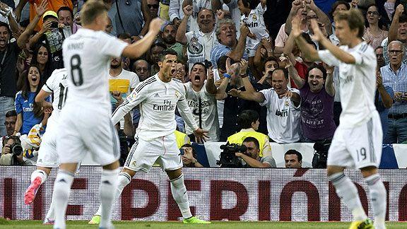Real Madrid visita a Deportivo