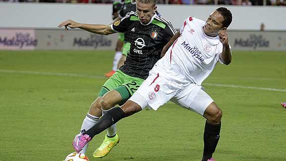 Sevilla quiere clasificar