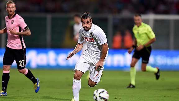 Inter empat� con Palermo