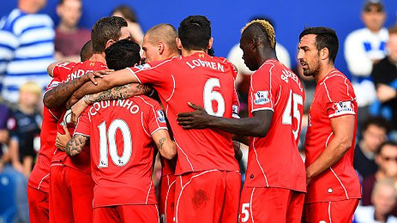 Liverpool gan� un partido incre�ble