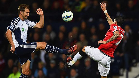 Man United lo igual� en el final