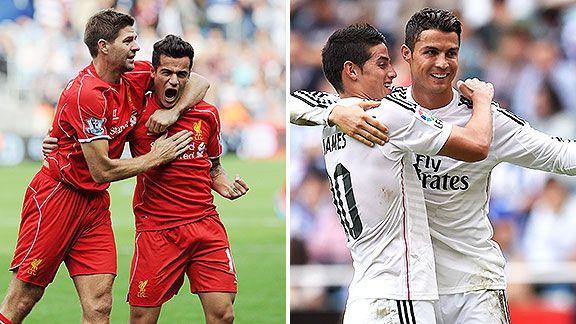 Real Madrid se prueba en el m�tico Anfield