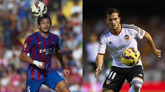 Valencia juega el derbi local