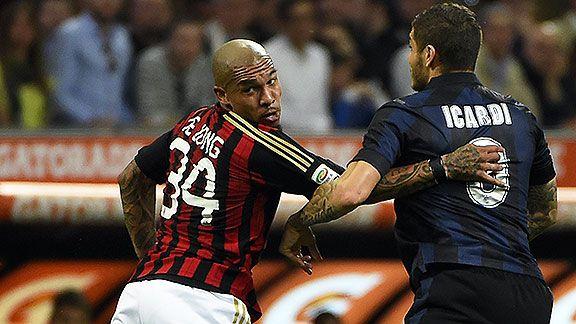 Milan arranca ganando