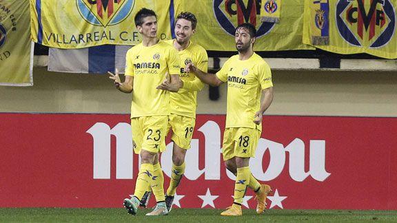 Villarreal venci� a Getafe
