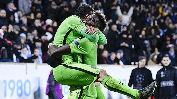 Tevez cerr� el triunfo de Juventus