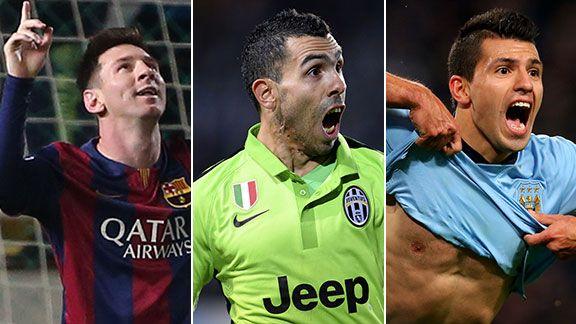 Entre los goles y la previsibilidad
