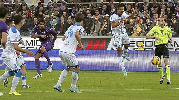 Empoli complica a Fiorentina