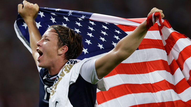 Abby Wambach