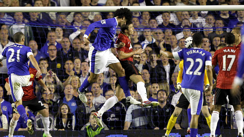 Everton 1-0 Manchester United