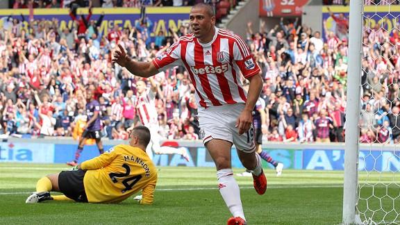 Stoke City vs Arsenal 0-0
