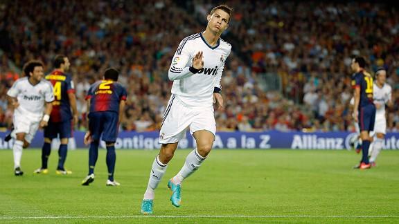 El Clasico: Barcelona 2-2 Real Madrid