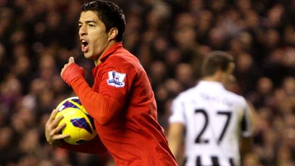 Liverpool 1-1 Newcastle