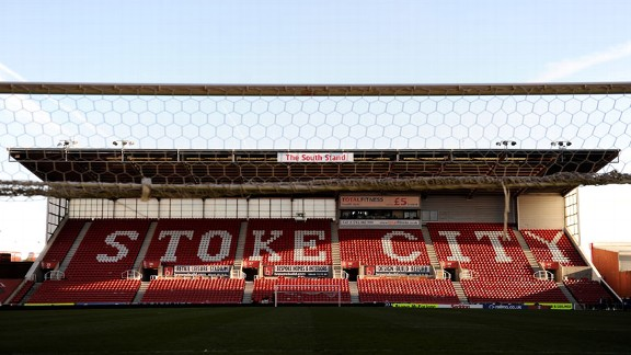 Stoke City are planning on expanding the Britannia Stadium
