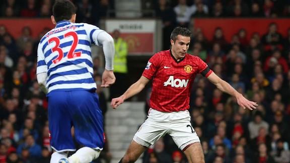 Manchester United vs QPR - 24.11.2012