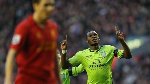 Liverpool 1-3 Aston Villa