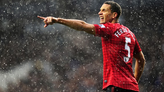 Rio Ferdinand has enjoyed a superb second half to the season which earned an England recall
