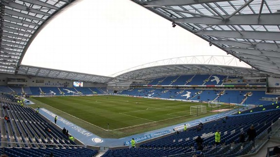 Brighton fans face regular abuse from opposition supporters