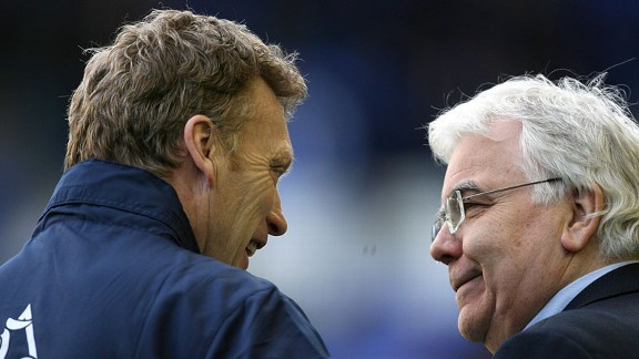 David Moyes, Bill Kenwright