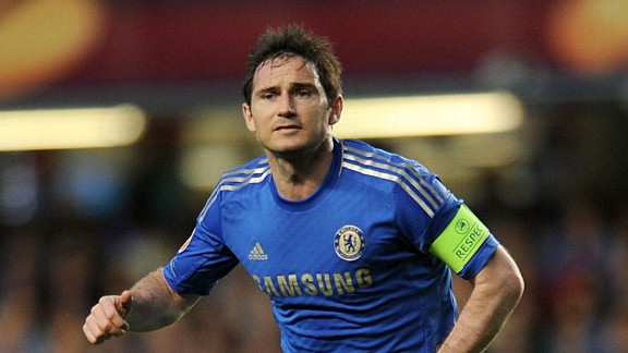 Frank Lampard has made over 400 appearances for Chelsea