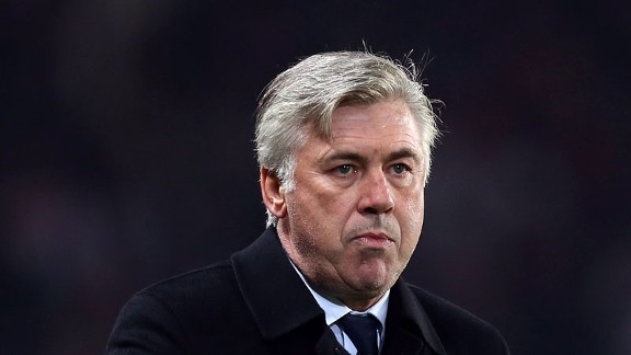 Carlo Ancelotti wants to leave Paris Saint-German for Real Madrid