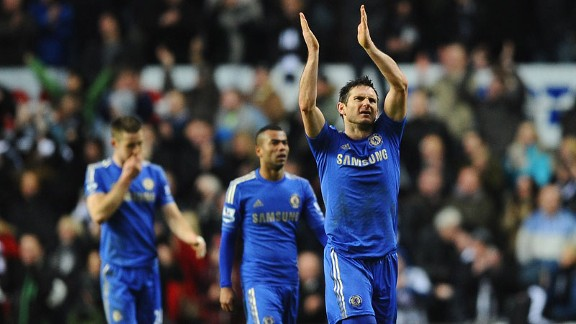 Frank Lampard, Ashley Cole and Gary Cahill will link up with England for international duty
