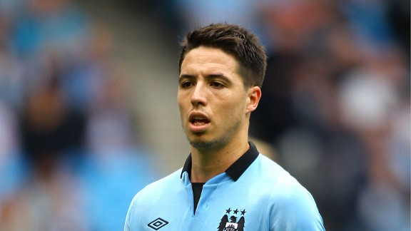 Samir Nasri insists he is committed to Manchester City