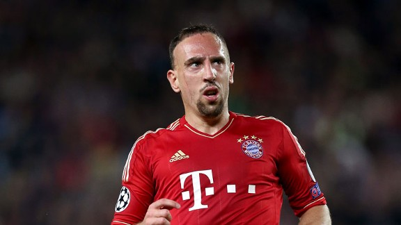 Franck Ribery intends to extend his contract with Bayern Munich