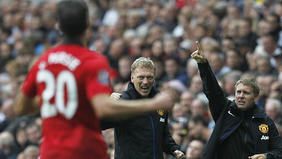 Swansea City vs Manchester United 2013
