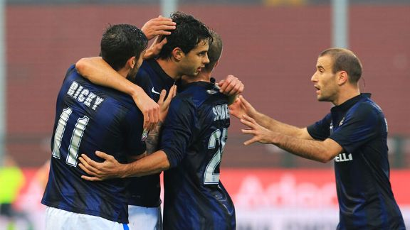 Inter Milan vs Livorno