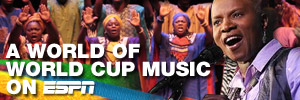 ESPN's featured World Cup music
