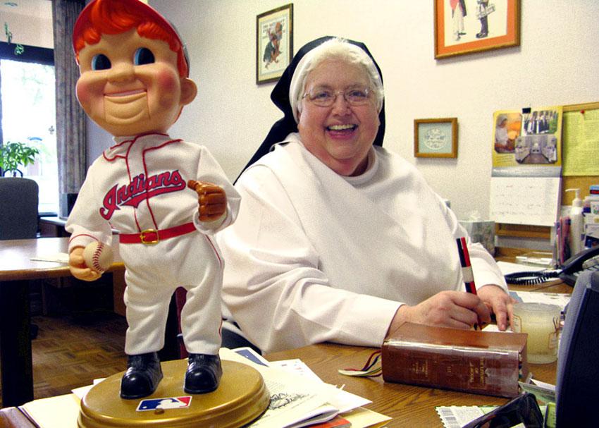 Sister Mary Edwin