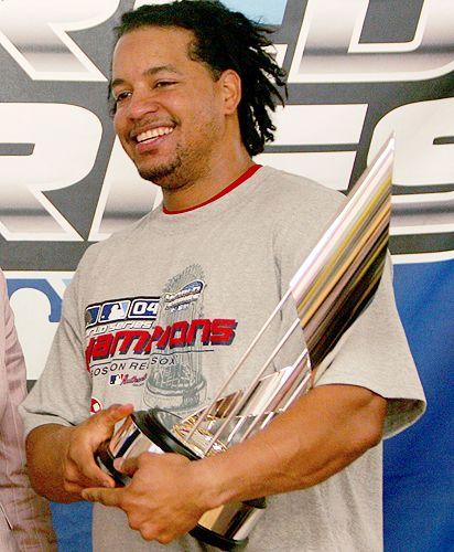 Manny Ramirez in 2004 World Series