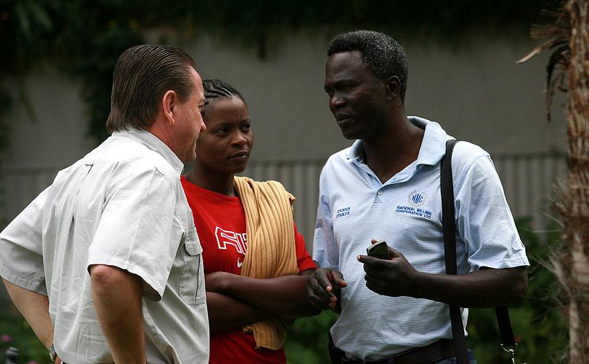 Peter Cottan, Mwamba and Phiri