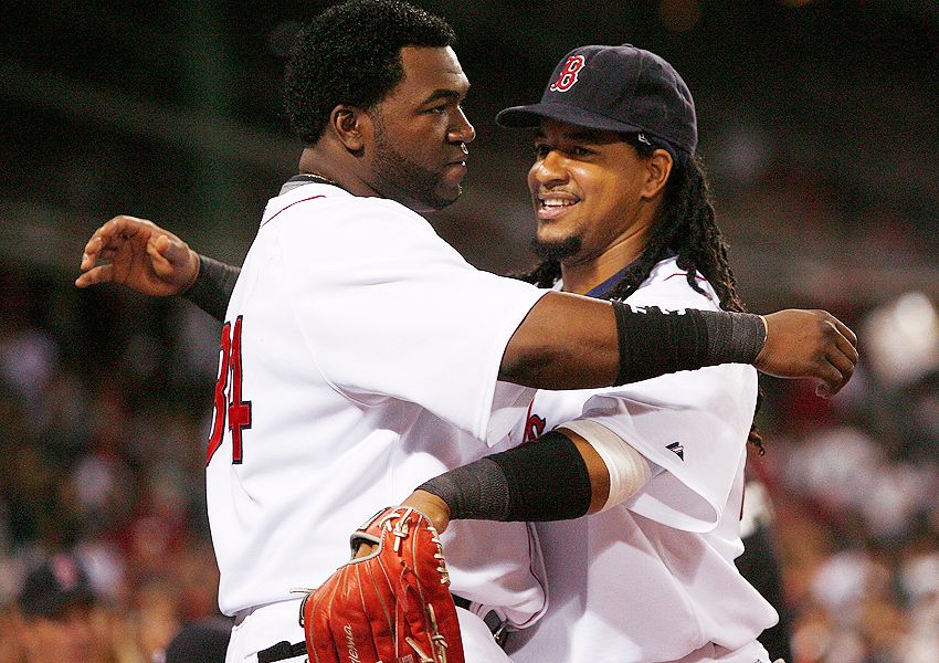 Manny And Ortiz On The Steroid List From '03