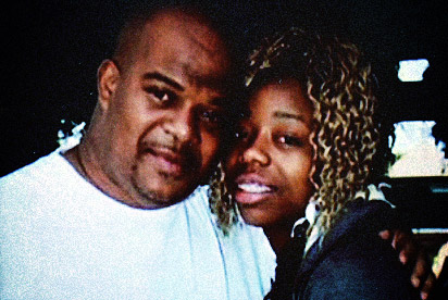 Terray and Tierra Rogers