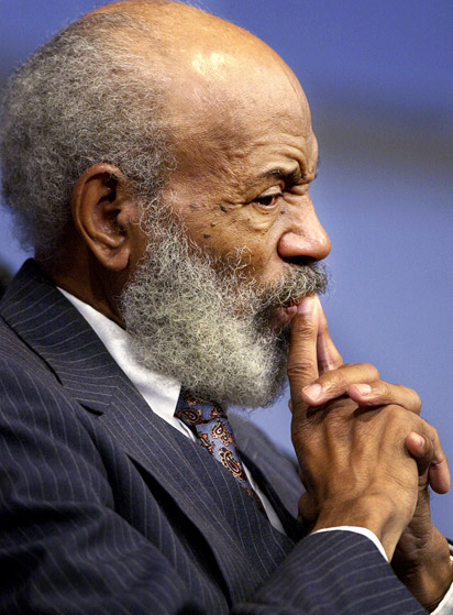 James Meredith in 2002