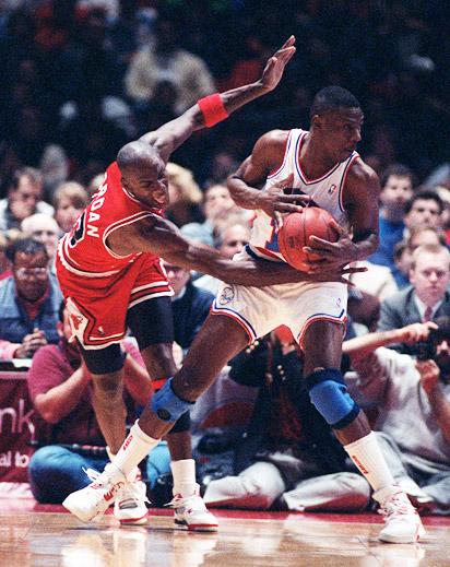 Michael Jordan, Derek Smith