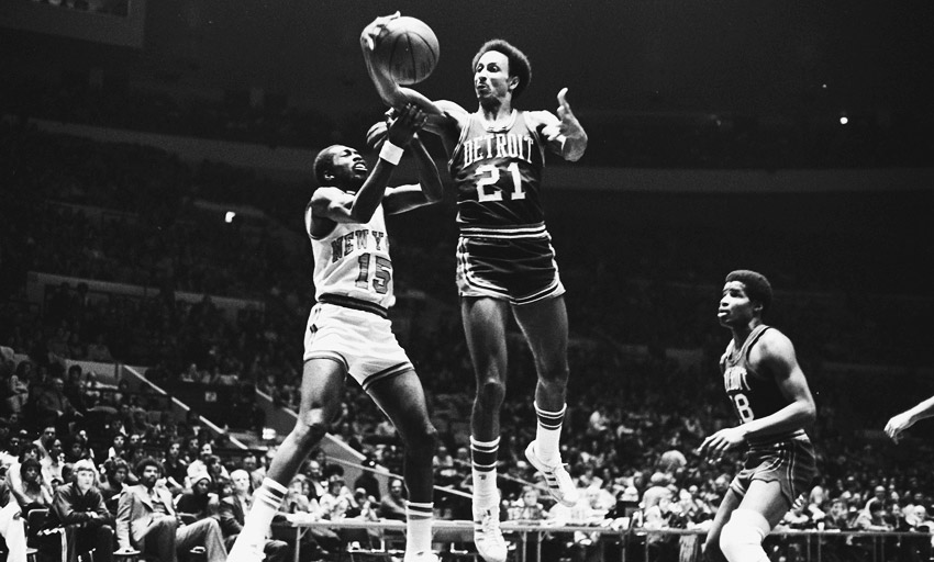 Dave Bing in action