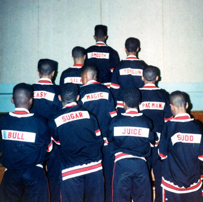 Chauncey Billups' youth team