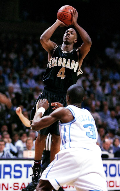 Chauncey Billups at Colorado
