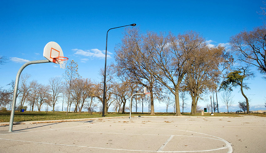 Chicago courts