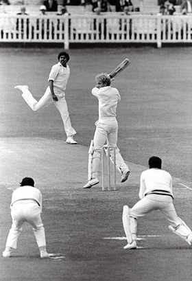 Cricket circa 1979